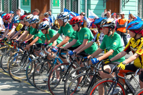 Youth triathlon to close Arlington streets this weekend