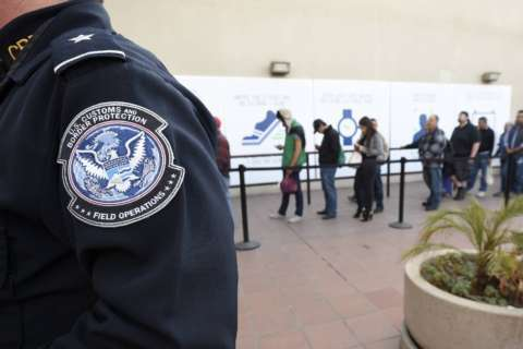 Customs says hack exposed traveler, license plate images