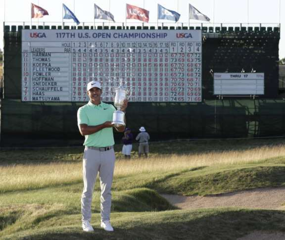 Strong start, rough finish for Adam Hadwin at US Open