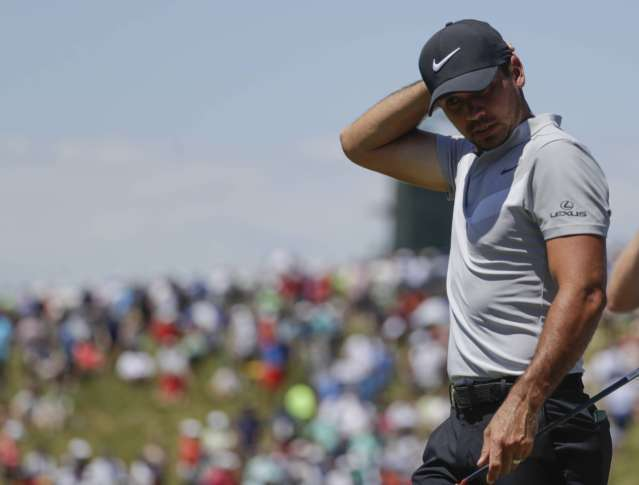 Louis Oosthuizen makes early move at US Open