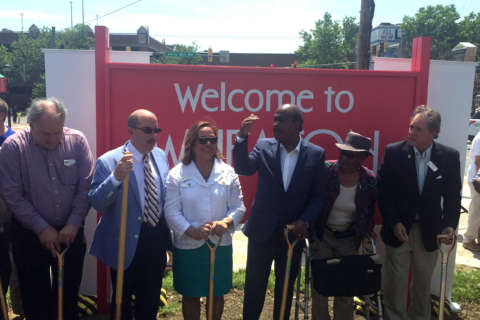 Revitalization project in Wheaton gets official kick off