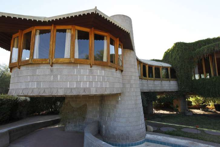 Frank Lloyd Wright Phoenix home given to architecture school | WTOP