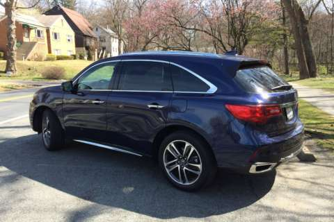 Car Review: Acura MDX gets a modern makeover for 2017