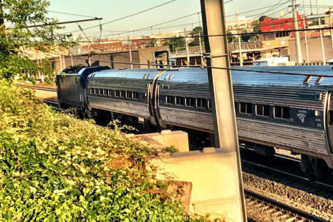 NTSB investigating after 2 CSX workers fatally struck by Amtrak train