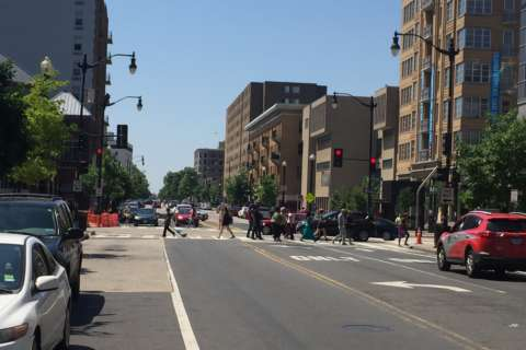 Northwest DC intersection getting a 'Barnes dance' makeover
