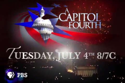 'A Capitol Fourth' presents Beach Boys, Four Tops, Trace Adkins, Mark McGrath
