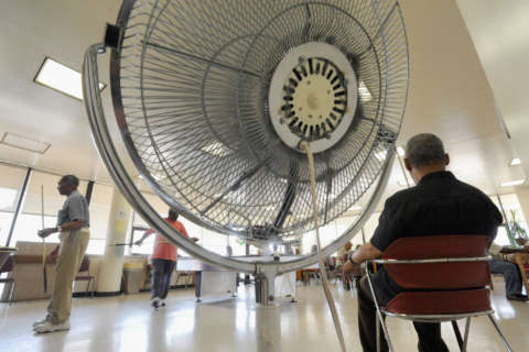 Cooling centers open in Anne Arundel County as temperatures rise