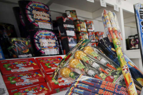 Fireworks should be watched, not lit, warns trauma center doctor