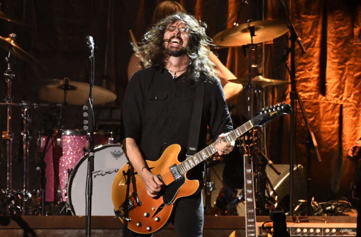 Foo Fighters Will Headline Grand Opening Of New Venue At The Wharf