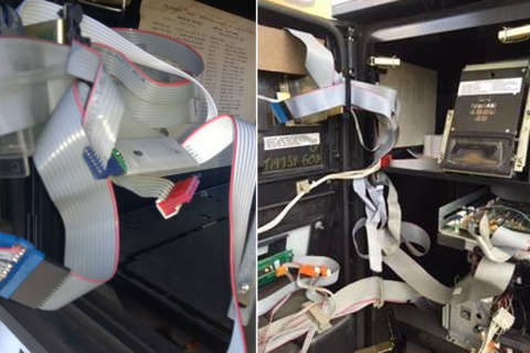 Avoid becoming a victim of gas pump credit card skimmers
