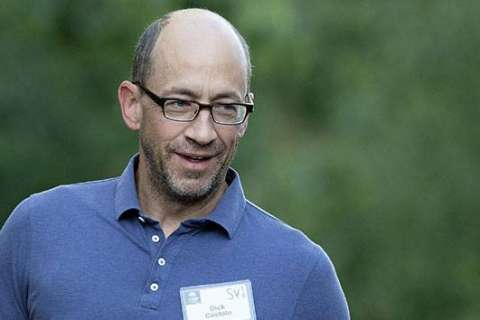 Former Twitter CEO compares meeting with Trump to waterboarding