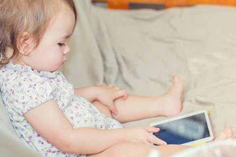 Your Body: Can too much screen time affect language development in babies?