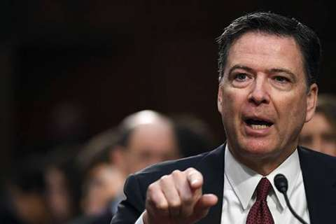 Six legal questions arising from James Comey's testimony