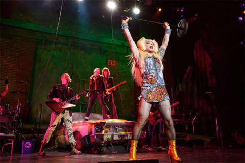 'Hedwig' brings glam-rock gold to the Kennedy Center