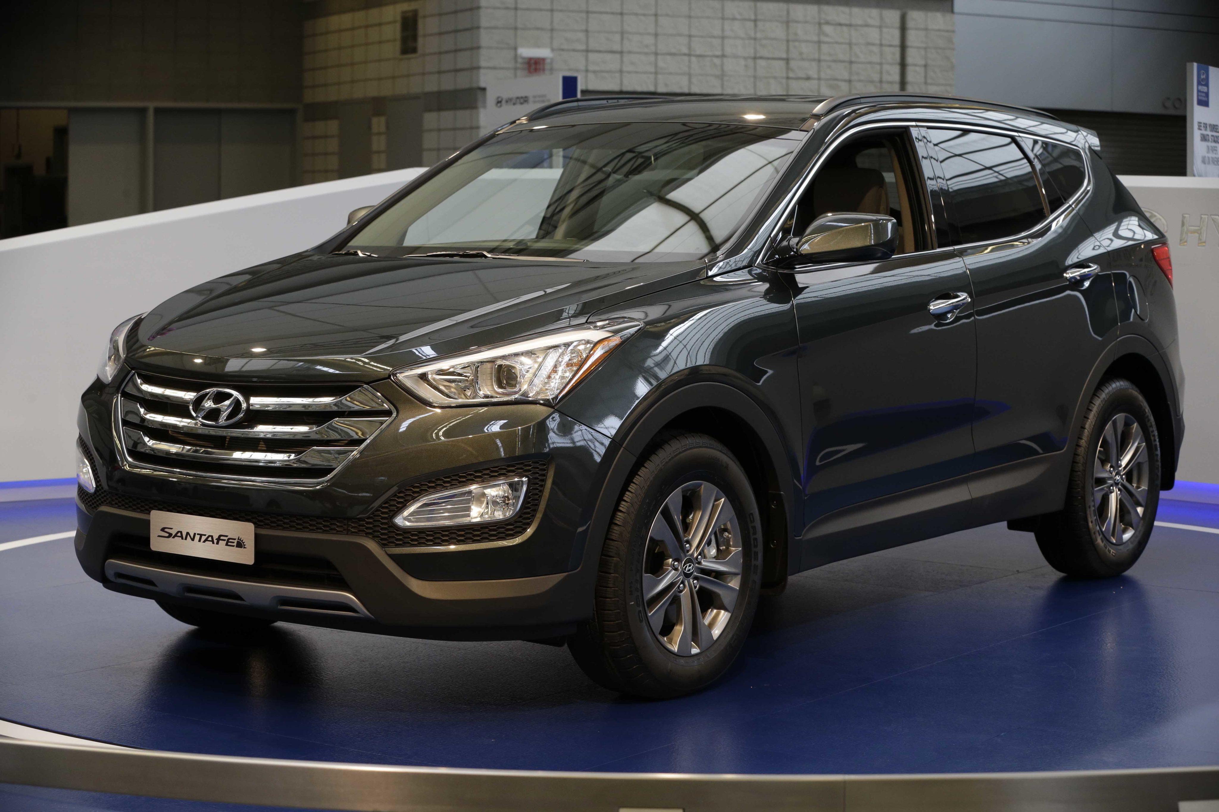 Hyundai recalls vehicles to fix hood latches, warning lights