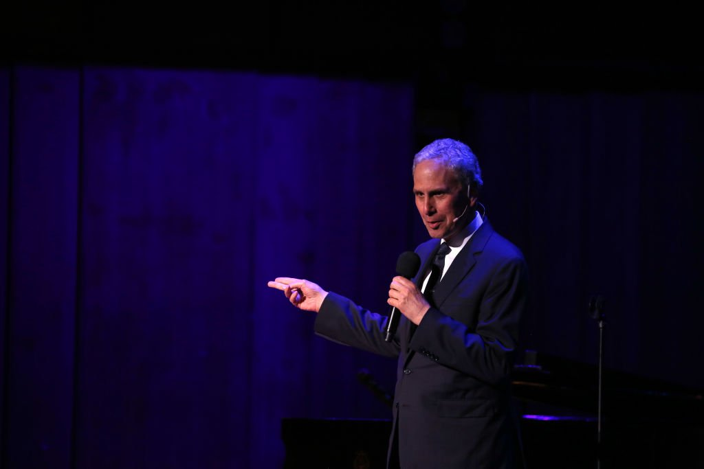WASHINGTON, DC - JUNE 05:  David Lynch Foundation CEO Bob Roth speaks on stage during the National Night Of Laughter And Song event hosted by David Lynch Foundation at the John F. Kennedy Center for the Performing Arts on June 5, 2017 in Washington, DC.  (Photo by Tasos Katopodis/Getty Images for David Lynch Foundation)