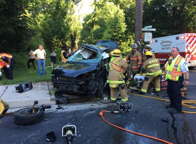 Car Accident In Kensington Md
