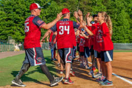 (Courtesy Wounded Warrior Amputee Softball Team)
