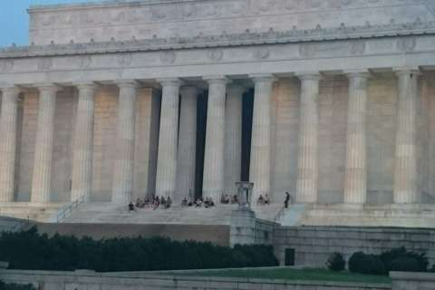 Park Service plans to open up area beneath the Lincoln Memorial