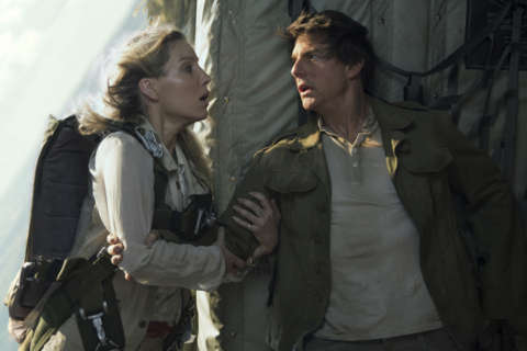 Review: 'The Mummy' remake fails to launch Universal's new Dark Universe