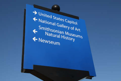 Noose found on National Mall again near National Gallery of Art