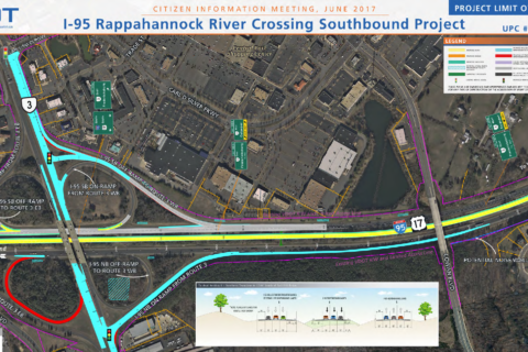 VDOT releases designs for new 95 bridge project over Rappahannock
