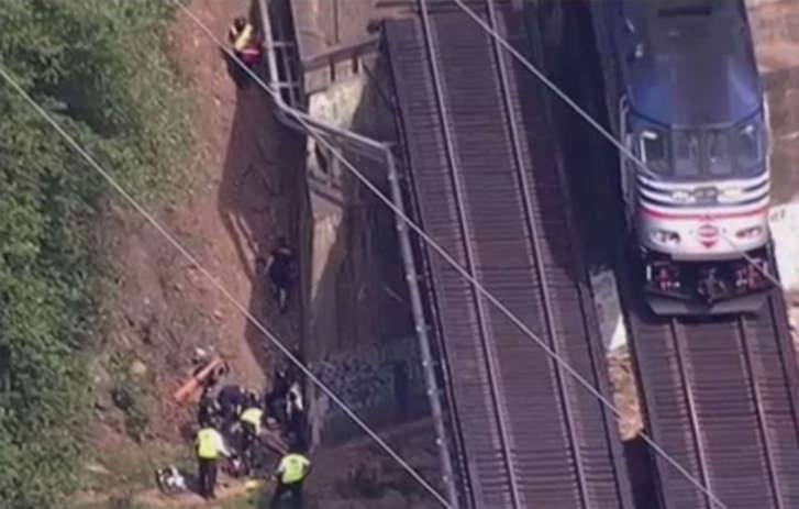 13-year-old girl killed by train in Fairfax County identified