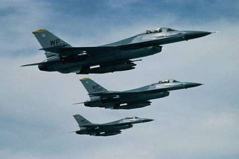 F-15 jets escort Cuba-bound Canadian aircraft to Montreal due to 'unruly customer making non-specific threats'