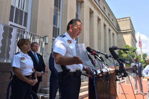 DC police arrest 1 in shooting that injured 1-year-old; 2 more sought