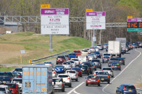 Va. reaches deal to extend 95 Express Lanes to near Fredericksburg