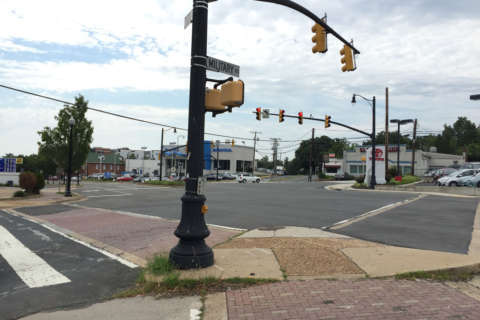 Major upgrade at Arlington's 'Five Points' intersection officially begins