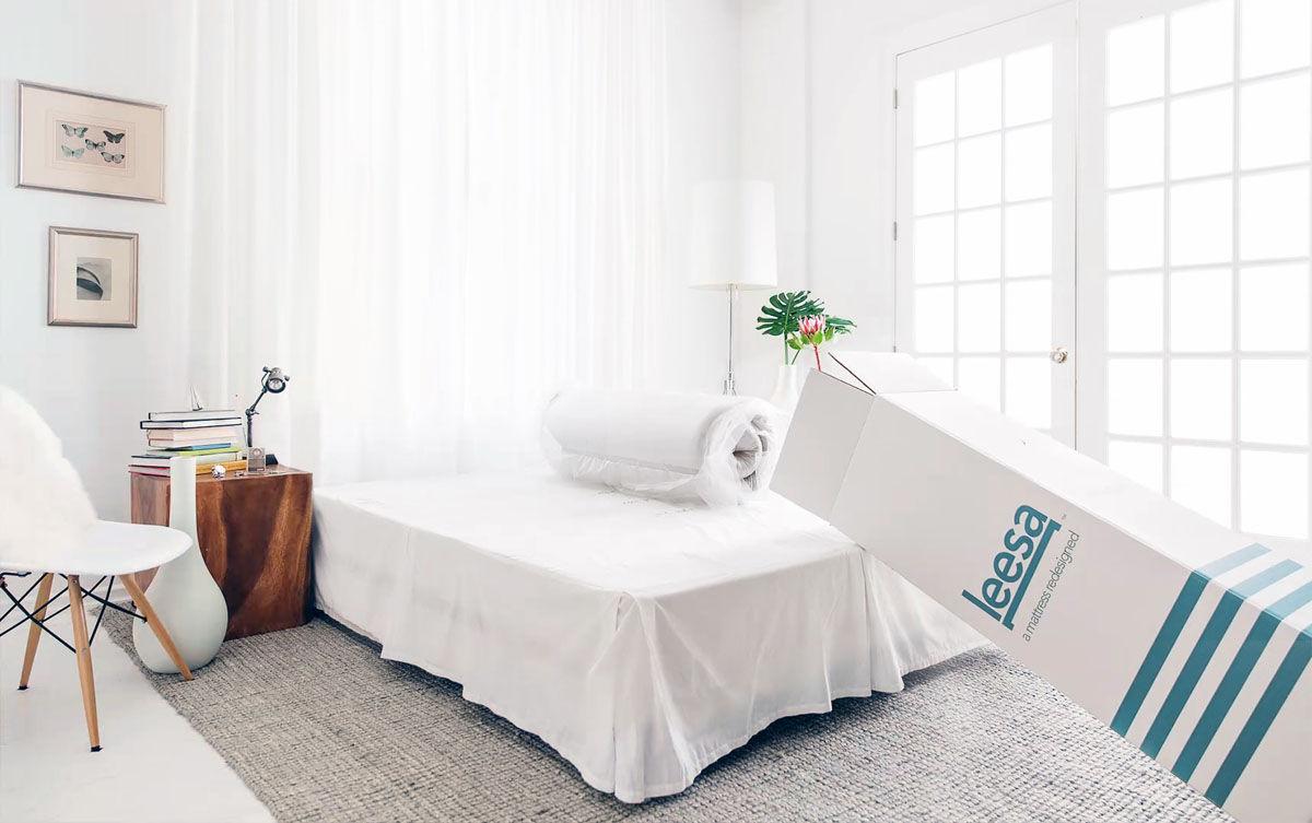 Va. luxury mattress maker Leesa Sleep raises money to expand