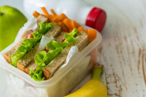 Easy, creative ideas for packing summer lunches