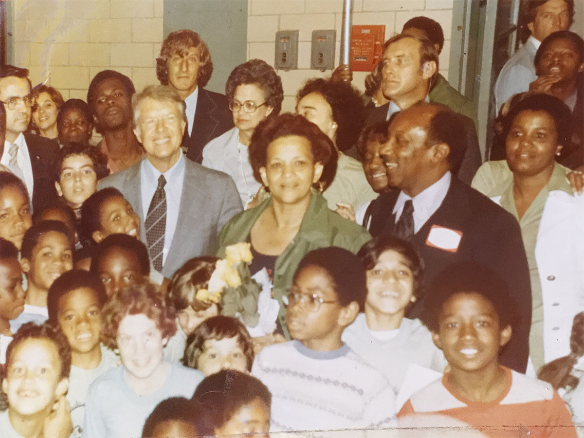 Educating Amy The Incredible History Of A Dc Public School That Taught A President S Daughter Wtop