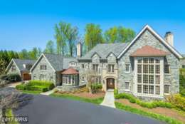 10.  $3,650,000  1017 Founders Ridge Lane; McLean, Va.  This detached house built in 2003 has seven full baths, one half bath and 6 bedrooms.   (Courtesy MRIS, a Bright MLS)