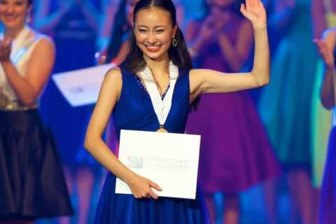 DC teen wins Distinguished Young Women national competition, thousands in scholarship money