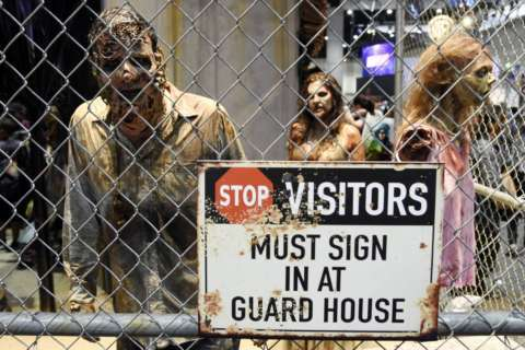 Calling all zombies: New 'Walking Dead' series seeks extras in Virginia