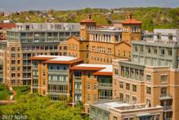 3.  $4,750,000  2425 L St. NW; Washington, D.C.  This penthouse unit built in 2006 has three full baths, one half bath and three bedrooms. (Courtesy MRIS, a Bright MLS)