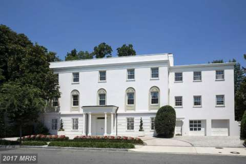 Photos: Most expensive homes sold in the DC area June 2017