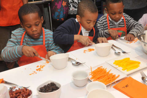 Are you raising a potential chef in your home?