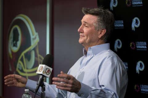 Redskins President Bruce Allen: King of bad optics