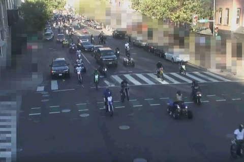 Watch: DC police seek to ID dirt bike, ATV riders caught on video