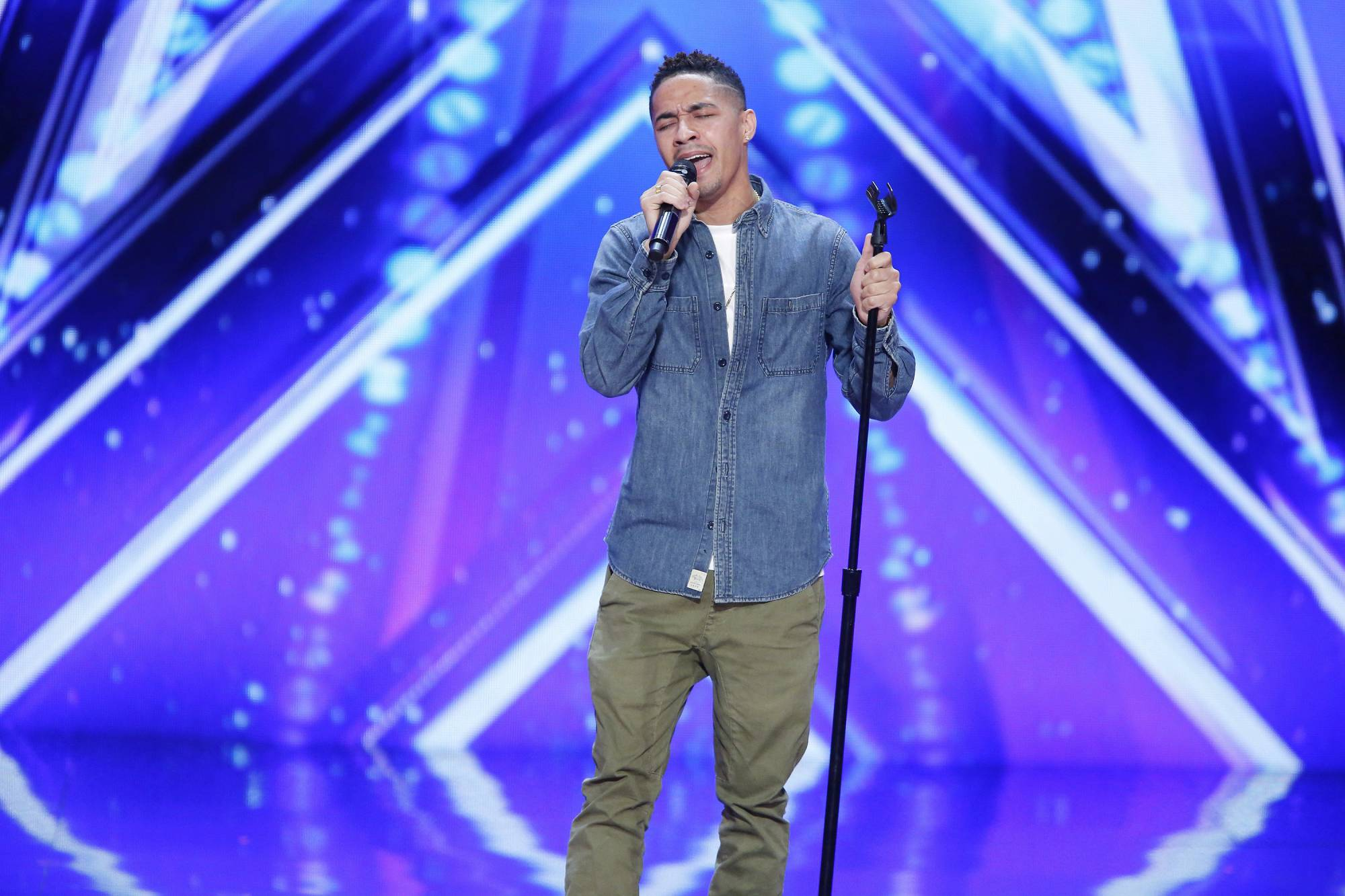 'America's Got Talent' airs audition of Va. contestant who ...
