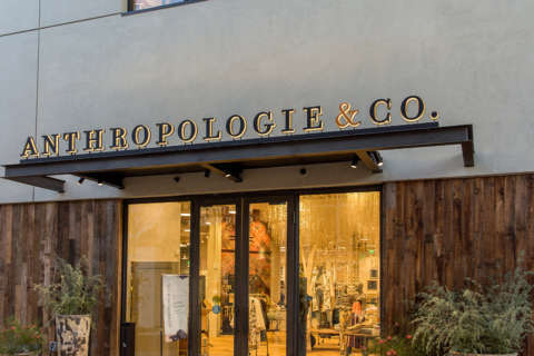 Anthropologie set to replace Barnes & Noble at Bethesda Row