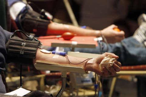 DC area facing 'critical' blood shortage