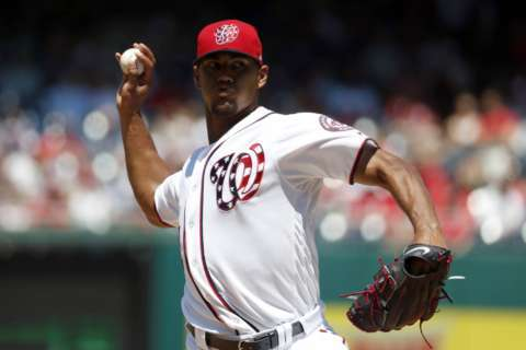 Anthony Rendon, bullpen lead Nationals over Braves 10-5