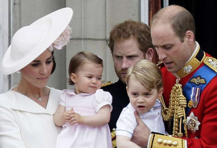 Prince George & Princess Charlotte Are Going on Tour With Their Parents
