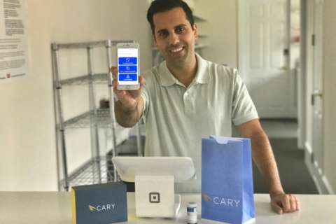 DC startup CaryRx hopes to disrupt prescription drug home delivery