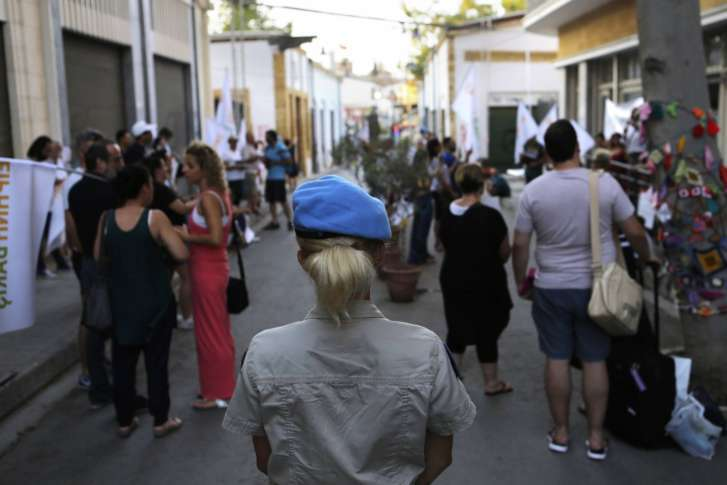 No deal to end Cyprus's decades-old division as talks crumble