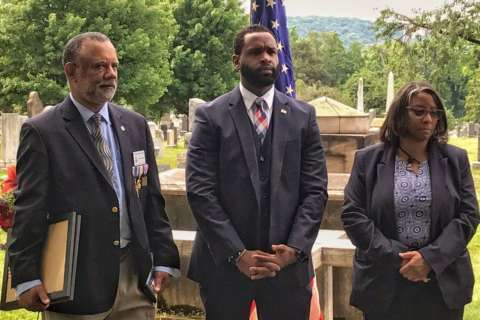 Capitol Police officers honored for Alexandria shooting bravery on July 4